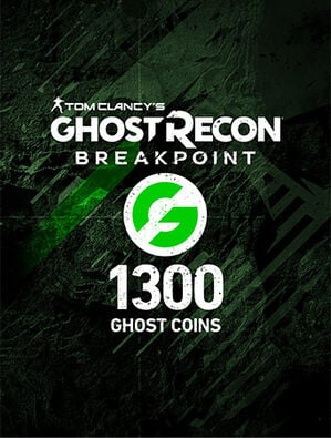 Tom Clancy's Ghost Recon Breakpoint : 1300 Ghost Coins, , large