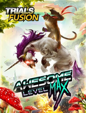 特技摩托賽:聚變 - Awesome Level Max(DLC 7), , large