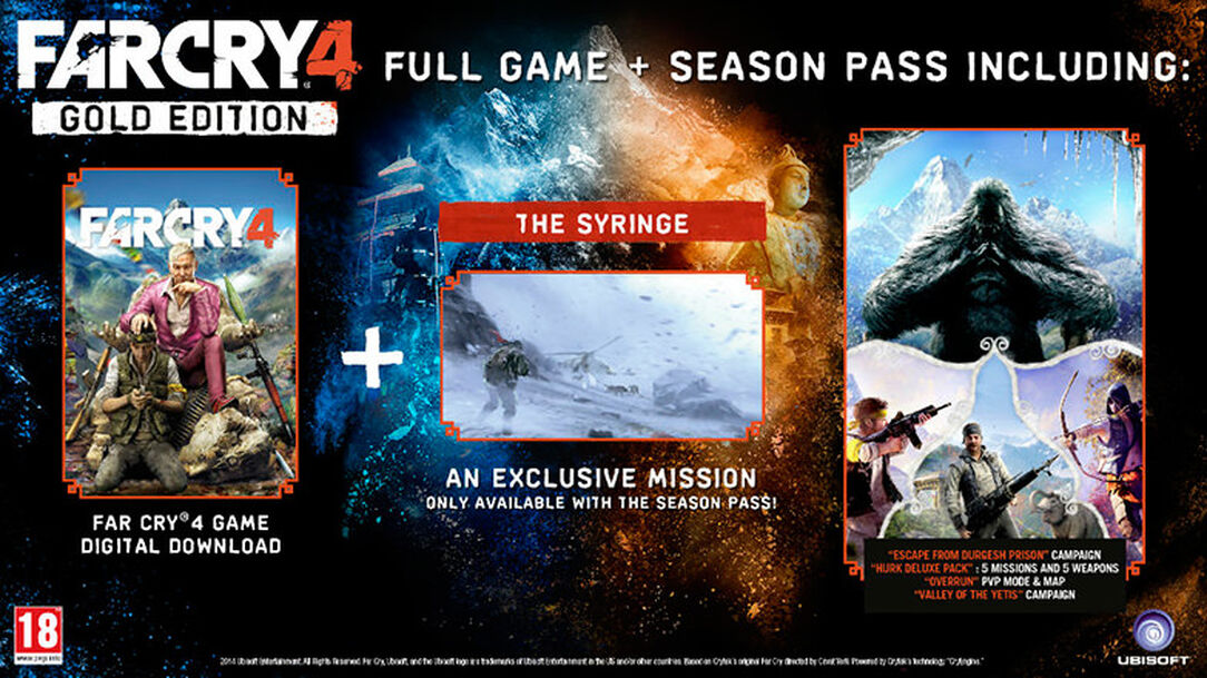 Buy far cry 4 gold edition pc download far cry 4 gold edition large gumiabroncs Gallery