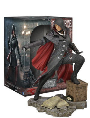 Assassin's Creed® Syndicate EVIE FRYE, The Intrepid Sister Figurine