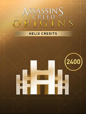 Assassin's Creed Origins - Helix Credits Medium Pack, , large