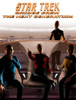 Star Trek™ Bridge Crew: The Next Generation, , large