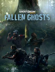 Tom Clancys Ghost Recon Wildlands Fallen Ghosts Dlc Expansion