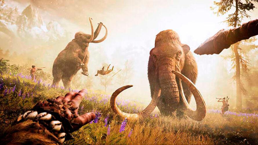 Far Cry Primal Wenja Pack Dlc Uk Ubisoft