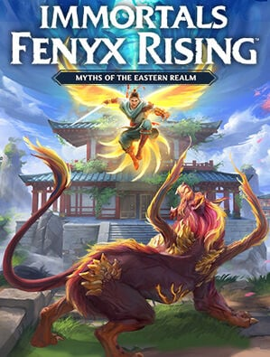Immortals Fenyx Rising - Myths of the Eastern Realm Box Art