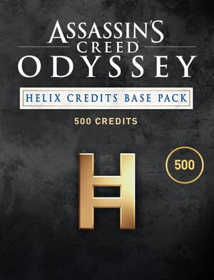 Assassin's Creed Odyssey - HELIX CREDITS BASE PACK, , large