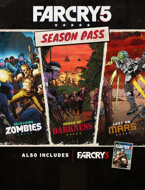 Far Cry® 5 Season Pass, , large