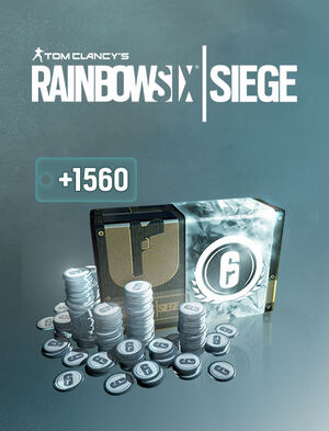 Tom Clancy's Rainbow Six® Siege: 7560 크레디트, , large