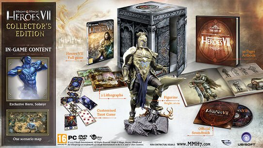 Might and Magic® Heroes® VII - Collector's Edition, , large