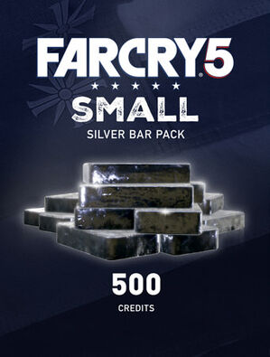 Far Cry® 5 Small Silver Bars Pack, , large