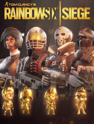 Tom Clancy's Rainbow Six Siege : Pro League All Sets, , large