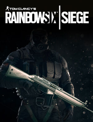 Tom Clancy's Rainbow Six Siege - Platinum Weapon Skin, , large