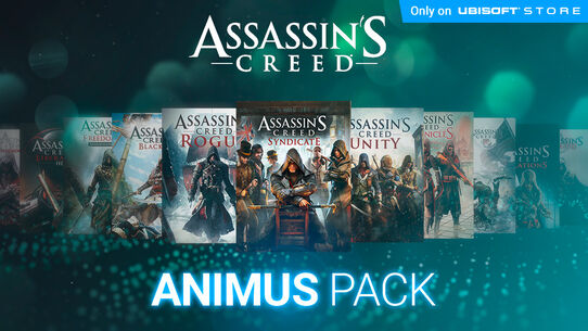 Assassin's Creed® Animus Pack, , large