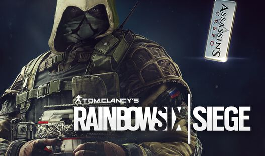 Tom Clancy's Rainbow Six Siege - Kapkan's Assassin's Creed Set, , large