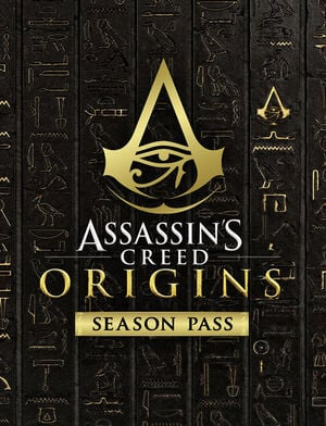 ASSASSIN'S CREED ИСТОКИ - SEASON PASS, , large