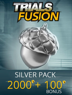 Trials Fusion - Currency Pack - Zilverpack - DLC, , large