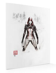ASSASSIN'S CREED - RED LINEAGE COLLECTION : Charlotte de la Cruz, , large
