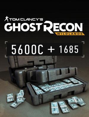 Tom Clancy's Ghost Recon® Wildlands - 7285 CREDITS, , large