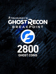Tom Clancy's Ghost Recon Breakpoint : 2800 Ghost Coins, , large
