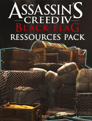 Assassin's Creed®IV Black Flag™ Time saver: Resources Pack (DLC), , large
