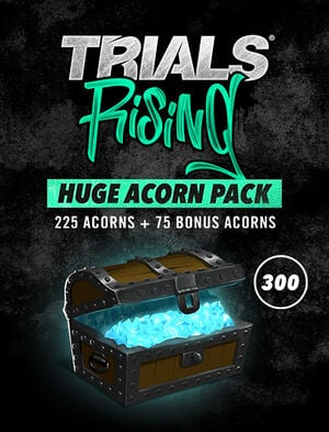 Trials Rising Acorns Pack - Huge, , large