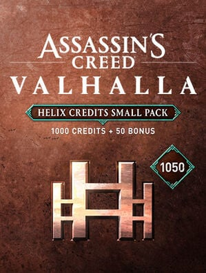 Assassin's Creed Valhalla - Helix Credits Small Pack (1,050), , large