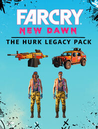 Far Cry New Dawn - The Hurk Legacy, , large