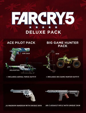 Far Cry®5 Deluxe-pack, , large