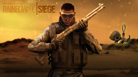 Tom Clancy's Rainbow Six Siege : Pulse Desert Grit Set, , large