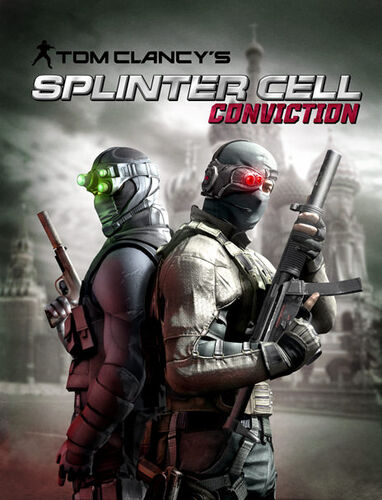 Tom Clancy S Splinter Cell 5 Conviction Dlc