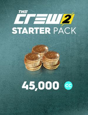 Стартовый набор кредитов команды The Crew 2, , large