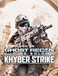 Tom Clancy's Ghost Recon Future Soldier - Khyber Strike (DLC), , large