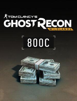 Tom Clancy's Ghost Recon® Wildlands - 800 CREDITS, , large