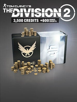Tom Clancy's The Division 2 – 4100 Premium Credits Pack, , large
