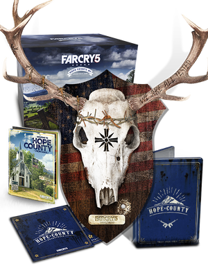 FAR CRY® 5 Hope County-Sammleredition