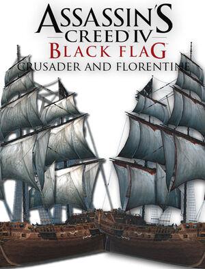 Assassin's Creed®IV Black Flag™: Crusader and Florentine Pack (DLC), , large