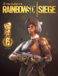 Tom Clancy's Rainbow Six® Siege: Pro League Mira Set, , large