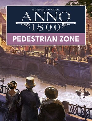 Anno 1800 Pedestrian Zone Pack, , large