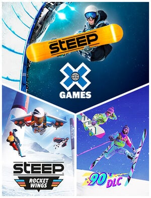 スティープ X GAMES PASS, , large