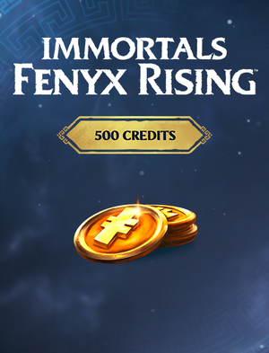 Набор кредитов Immortals Fenyx Rising (500 кредитов), , large