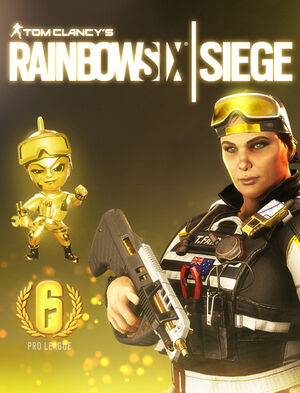 Tom Clancy's Rainbow Six Siege : 프로 리그 Gridlock 세트, , large