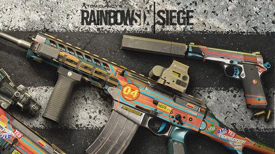 Tom Clancy's Rainbow Six Siege - Racer FBI SWAT Pack, , large
