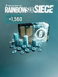 Tom Clancy's Rainbow Six® Siege: 7560 Credits, , large