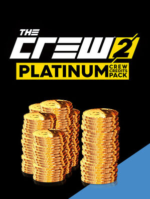 The Crew® 2 - Pacchetto platino Crediti Crew, , large