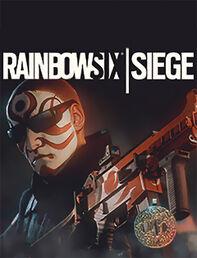tom clancys rainbow six siege - ruby weapon skin dlc