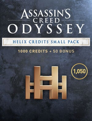 Assassin's Creed Odyssey - HELIX-PUNTEN - KLEIN PAKKET, , large