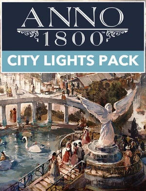 Anno 1800 - แพ็ค City Lights, , large