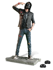 Watch_Dogs 2 Figurine: The Wrench, , large