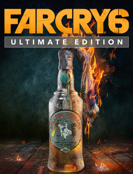Far Cry 6 Ultimate Edition Xbox Series X