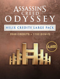 Assassin's Creed Odyssey - HELIX CREDITS LARGE PACK, , large